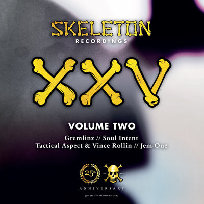 Various Artists - Skeleton XXV Project Volume Two - Unearthed Sounds