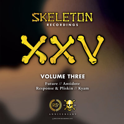 Various Artists - Skeleton XXV Project Volume Three - Unearthed Sounds