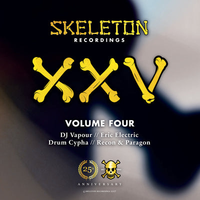 Various Artists - Skeleton XXV Project Volume Four - Unearthed Sounds