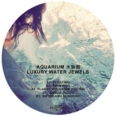 Aquarium - Luxury Water Jewels , Vinyl - Silver Lake, Unearthed Sounds