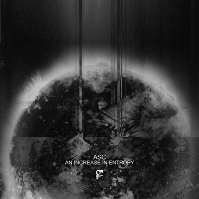 "ASC - An Increase In Entropy [black 12"" in full art sleeve] - Unearthed Sounds"