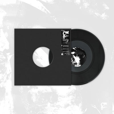 Homemade Weapons - Gravity Remixed feat Donato Dozzy, Tommy Four Seven [Black Vinyl] - Unearthed Sounds