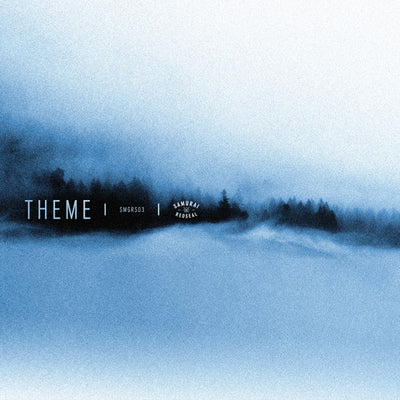 "Theme - Scenes 1-4 EP [Marbled 12"" Vinyl Repress] - Unearthed Sounds"