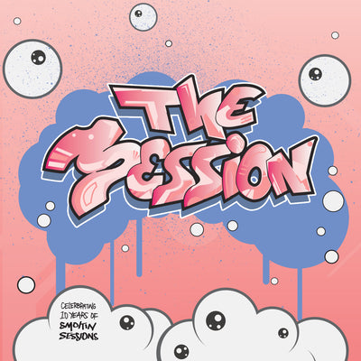 "Various Artists - The Session [2x12"" Incl Download Card] - Unearthed Sounds"