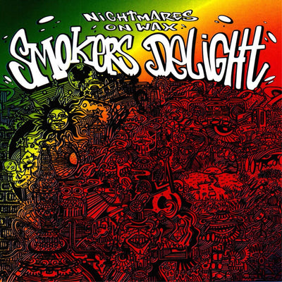 Nightmares on Wax - Smokers Delight [2 x LP in Gatefold Sleeve] - Unearthed Sounds