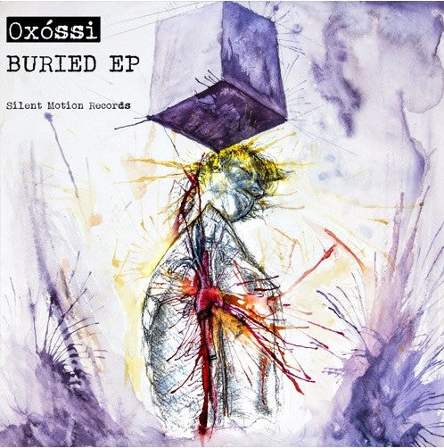 Oxossi - Buried EP , Vinyl - Silent Motion Records, Unearthed Sounds