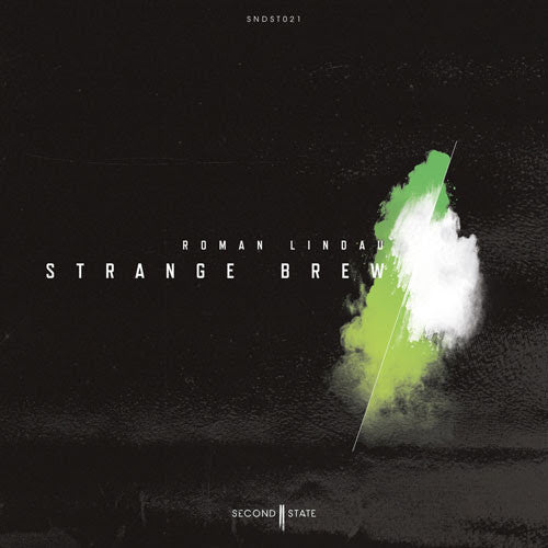Roman Lindau - Strange Brew EP , Vinyl - Second State Audio, Unearthed Sounds