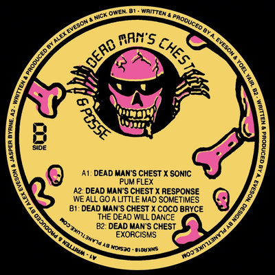 Dead Man's Chest - Dead Man's Chest & Posse - Unearthed Sounds