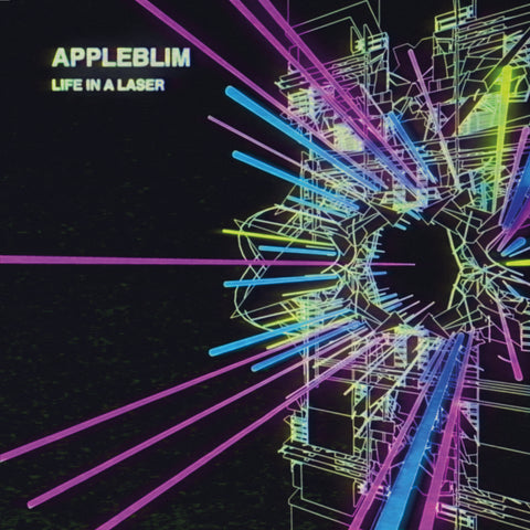 "Appleblim - Life In A Laser LP [2x12"" Vinyl]"