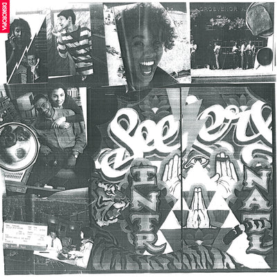 Seekersinternational - Ragga Preservation Society EP - Unearthed Sounds