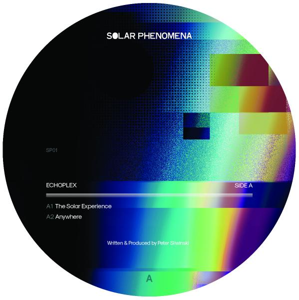 "Echoplex - The Solar Experience (Incl. A Made Up Sound Remix) [2x12"" 180g Vinyl]"