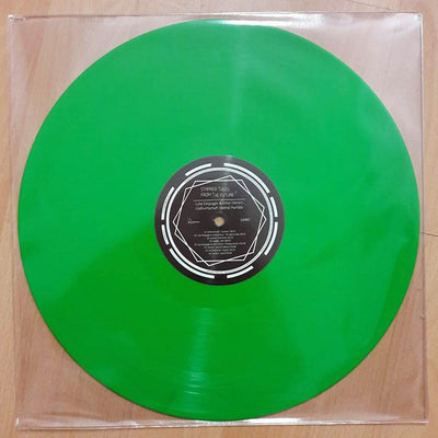 Various Artists - Strange Tales From The Future Vol. 3 [Green Vinyl Repress] - Unearthed Sounds