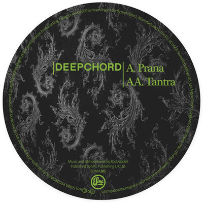 Deepchord - Prana / Tantra - Unearthed Sounds
