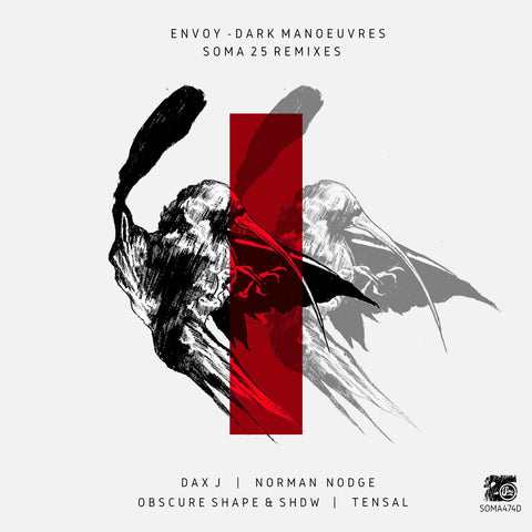 Envoy - Dark Manoeuvres Remixes