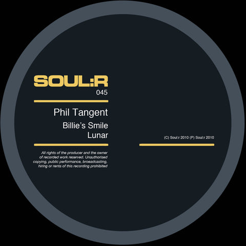 Phil Tangent - Billie's Smile