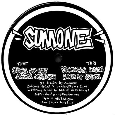 Sumone - Dubcore Volume 18 - Unearthed Sounds