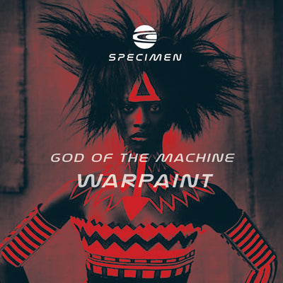 God Of The Machine - Warpaint EP - Unearthed Sounds, Vinyl, Record Store, Vinyl Records