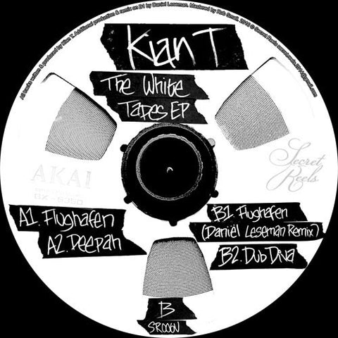Kian T - The White Tapes EP
