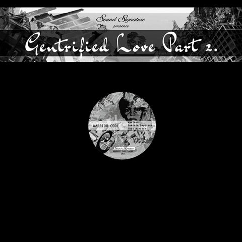 Theo Parrish, Duminie Deporres & Waajeed - Gentrified Love Part 2