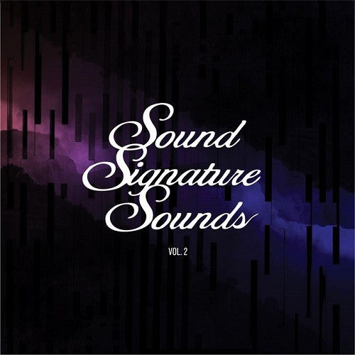Theo Parrish ‎– Sound Signature Sounds Vol. 2 , CD - Sound Signature, Unearthed Sounds