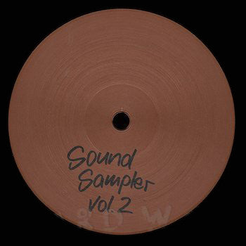 Various Artists - Sound Sampler Vol. 2 , Vinyl - Soundsampler, Unearthed Sounds