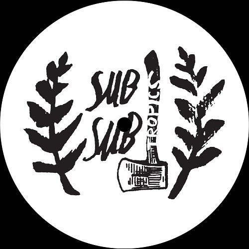 Design A Wave - International Journey of Applied Music , Vinyl - Subsubtropics, Unearthed Sounds