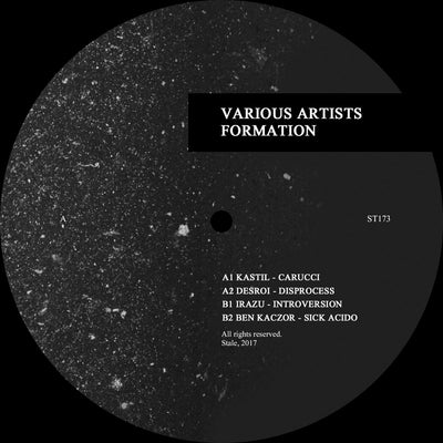 Various Artists - Formation - Unearthed Sounds