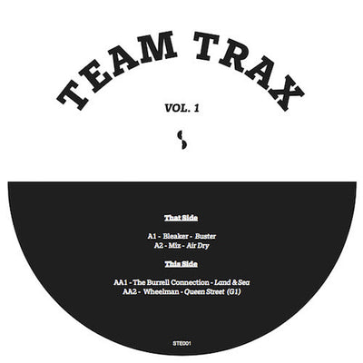 V/A - Team Trax Vol. 1 - Unearthed Sounds
