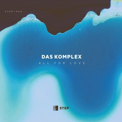 "Das Komplex - All For Love (2x12"" LP) , Vinyl - Step Recording, Unearthed Sounds"