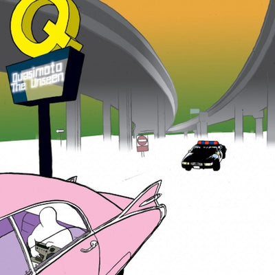 Quasimoto - The Unseen [2 x LP] - Unearthed Sounds
