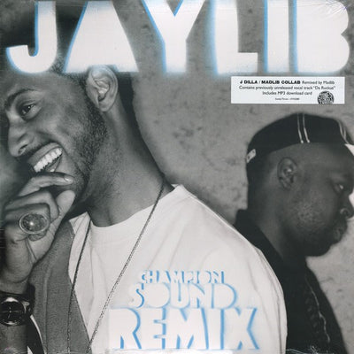 Jaylib - Champion Sound: The Remix [LP] - Unearthed Sounds