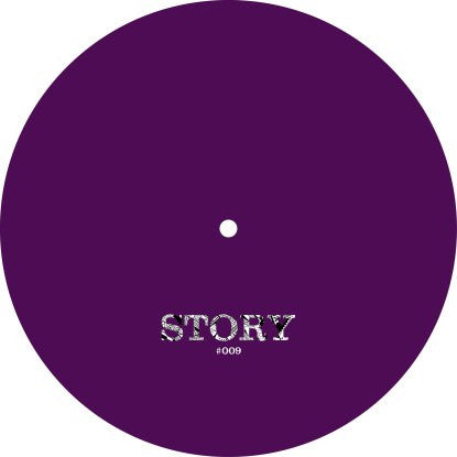 Story #009 , Vinyl - Story, Unearthed Sounds