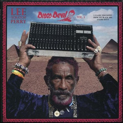 Lee 'Scratch' Perry - Disco Devil Vol. 1 - Unearthed Sounds