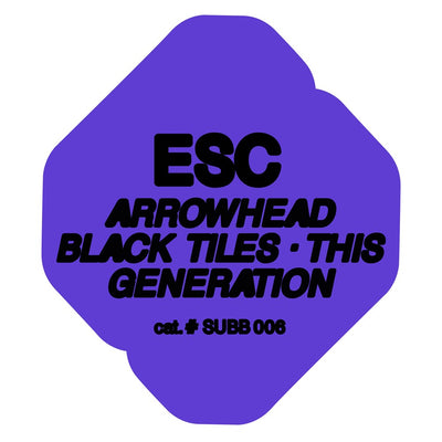 ESC - Arrowhead - Unearthed Sounds