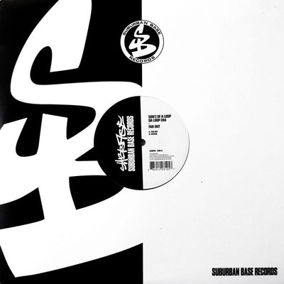 Son'z Of A Loop Da Loop Era ‎– Far Out / Higher [Clear Vinyl]