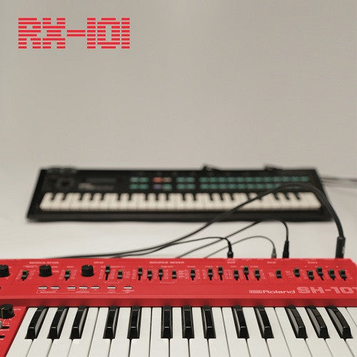 RX-101 - EP 2 , Vinyl - Suction Records, Unearthed Sounds