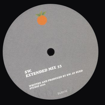 SW. ‎- Untitled [Repress] - Unearthed Sounds