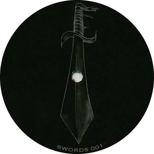 Jerome Hill - The Creeper , Vinyl - Swords, Unearthed Sounds