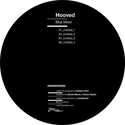 Hooved - Blue Moon [180g - Vinyl Only] - Unearthed Sounds
