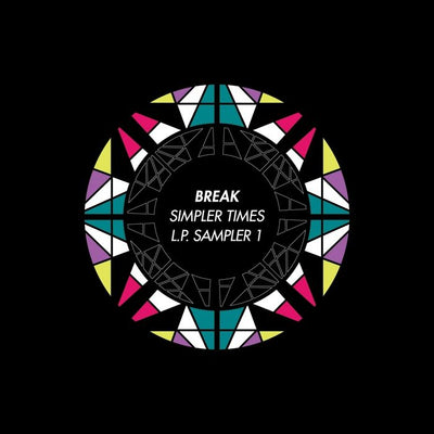 Break ‎- Simpler Times LP, Sampler 1