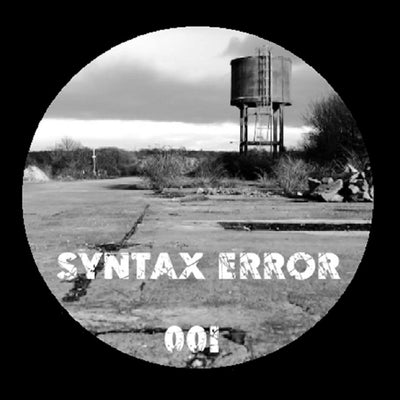 Various Artists - Syntax Error 001