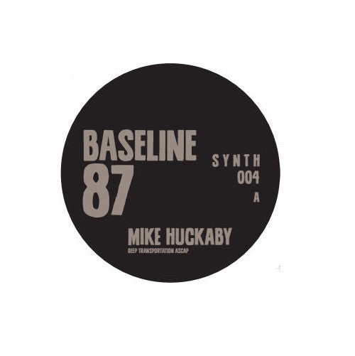 Mike Huckaby - Baseline 87 , Vinyl - Synth, Unearthed Sounds
