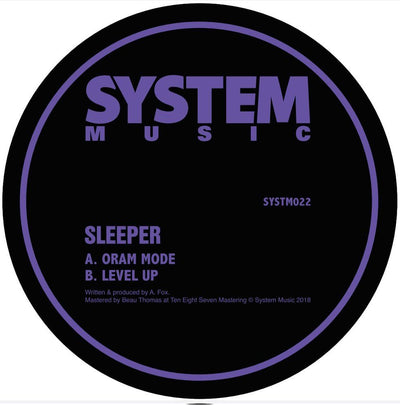Sleeper - Oram Mode / Level Up