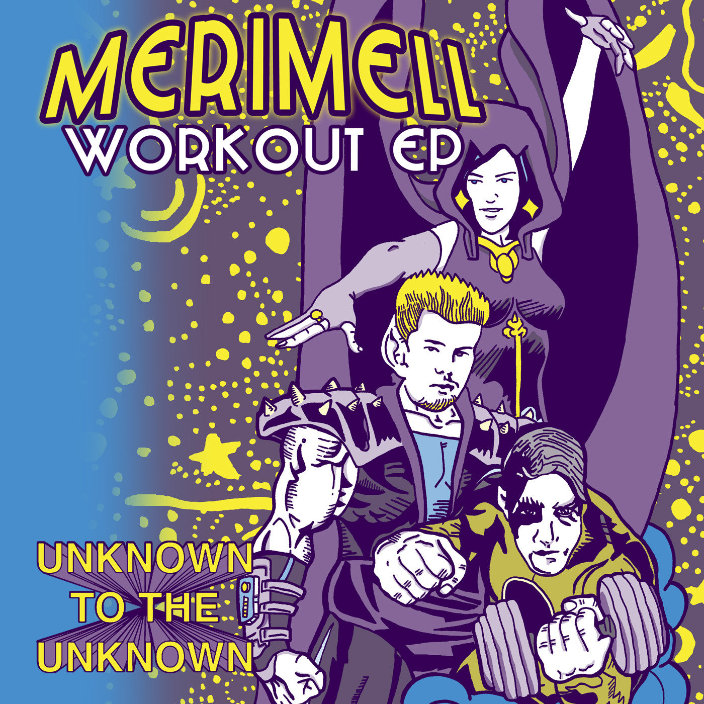 Merimell - Workout EP - Unearthed Sounds