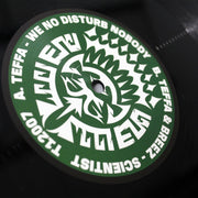 Teffa / Teffa & Breez - We No Disturb Nobody / Scientist [180g]
