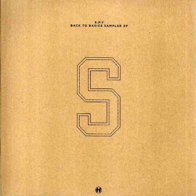 "S.P.Y. 'Back To Basics Sampler EP' (2 X 12"") - Unearthed Sounds"
