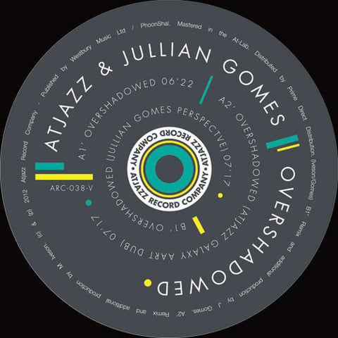 Atjazz & Jullian Gomes - Overshadowed