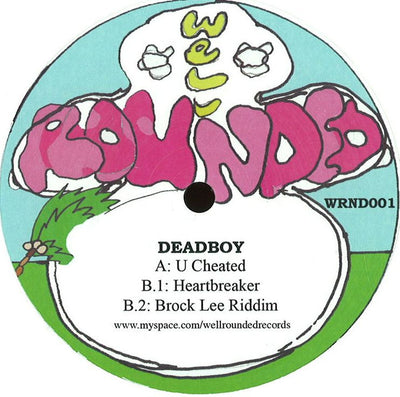 Deadboy - U Cheated - Unearthed Sounds
