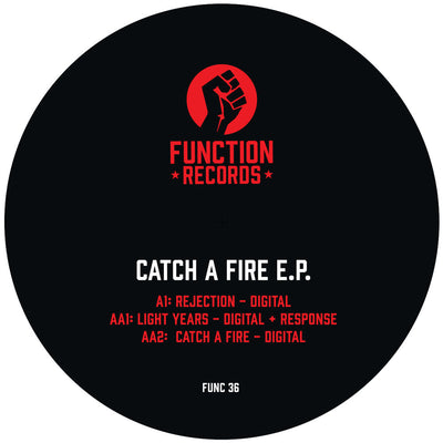 Digital - Catch A Fire EP - Unearthed Sounds