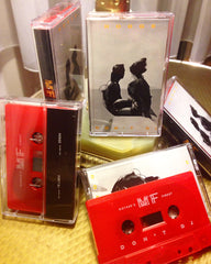 Mother's Finest Tape 01 (Hodge & Don't DJ) , Cassette - Mother's Finest, Unearthed Sounds - 2